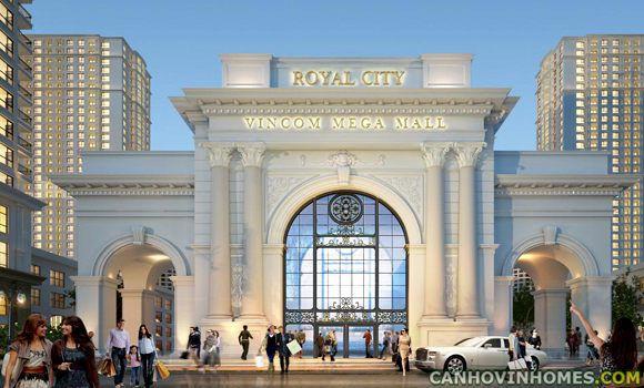 Bán chung cư Royal City tòa R1 R2, Chung cư Royal City R1 R2