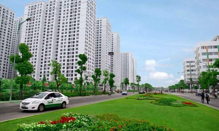 Chung cư Times City tòa T12, T15, Vinhomes Times City tòa T12, T15