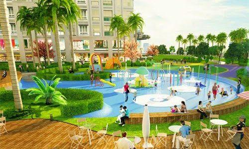Chung cư Vinhomes Times City Park 8, Tòa Park 8 Times city Park Hill