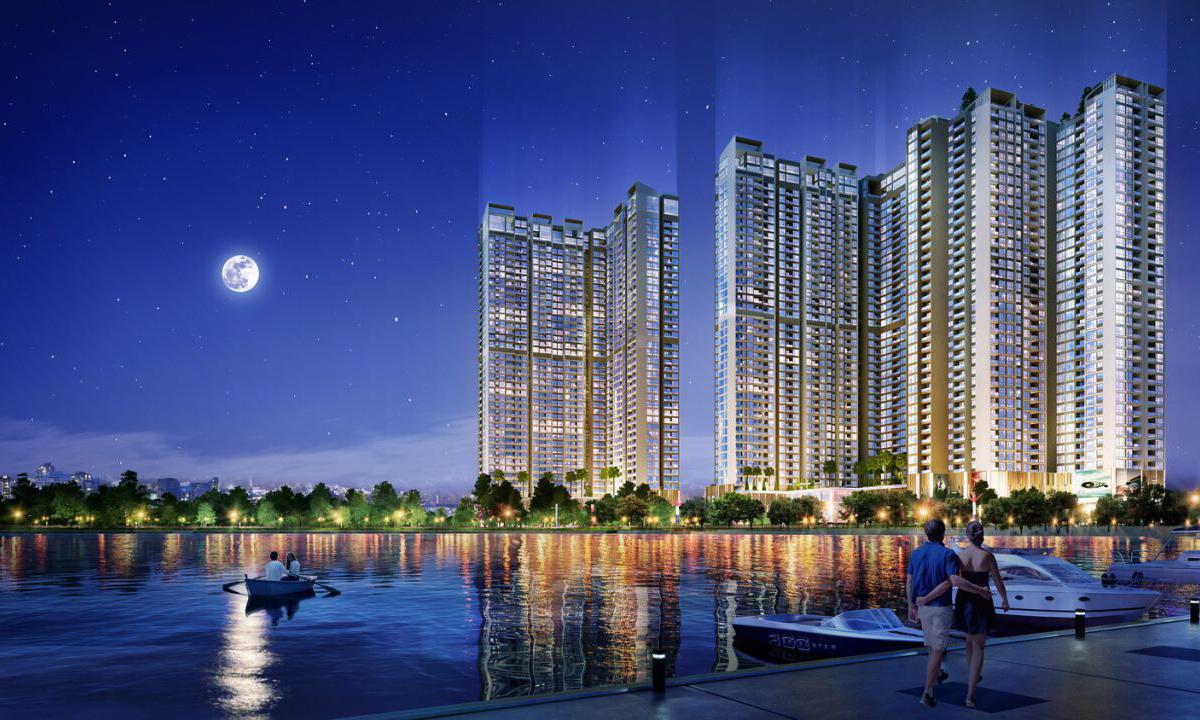 Tòa S2 Vinhomes Sky Lake Phạm Hùng