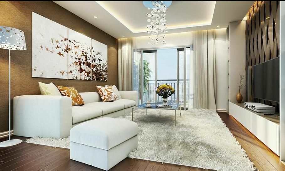 Căn hộ 2 phòng ngủ Vinhomes Sky Lake Phạm Hùng