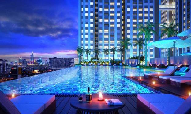 Căn hộ Penthouse và Sky Villa tại Vinhomes Sky Lake Phạm Hùng