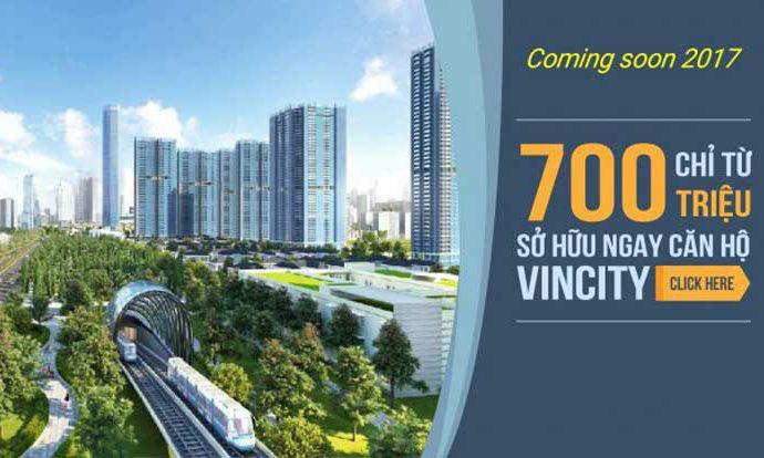 Vincity Gia Lâm dự án chung cư cho thế hệ trẻ tương lai, Dự án Vincity Gia Lâm Hà Nội