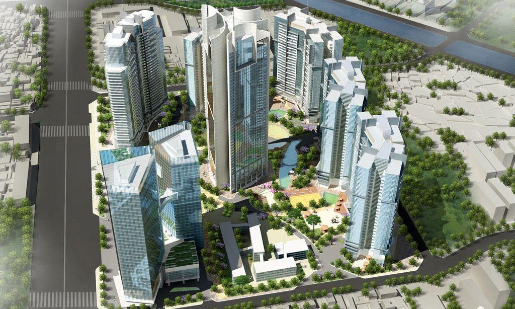 Tiện ích Vinhomes Tây Mỗ Đại Mỗ 235 Nguyễn Trãi - Smart City Vingroup