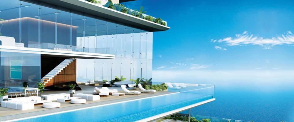 Căn hộ Sky Villa Vinhomes Nguyễn Trãi Smart City