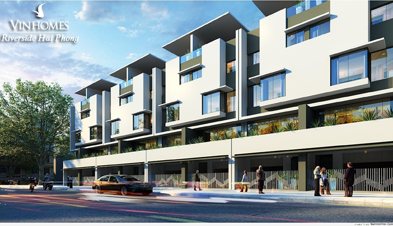 Shophouse Vinhomes Nguyễn Trãi Smart City