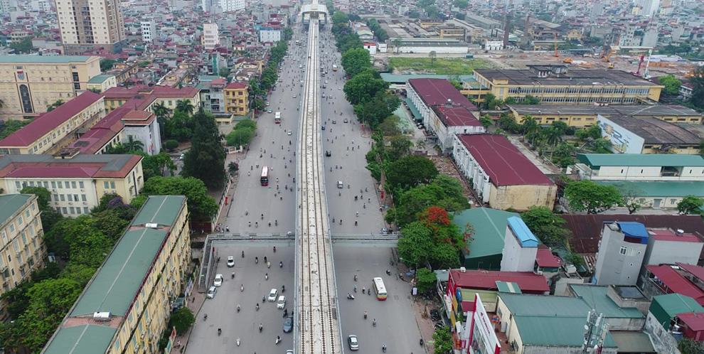 Hé lộ hình ảnh dự án Vinhomes Smart City Nguyễn Trãi