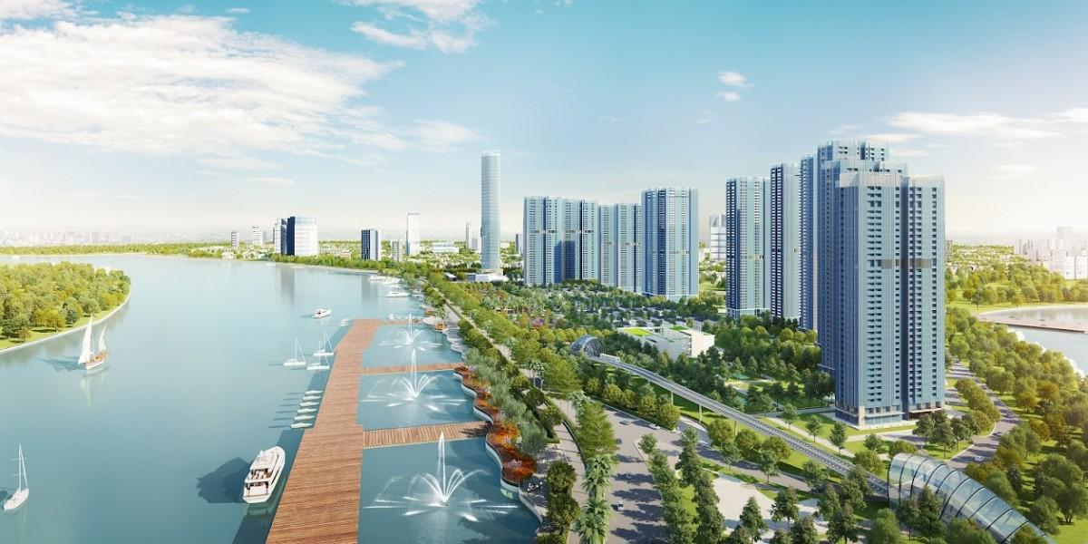 Tận hưởng cuộc sống mới sang trọng tại Vinhomes Nguyễn Trãi