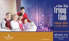 Giới thiệu về chung cư Vinhomes times city T11