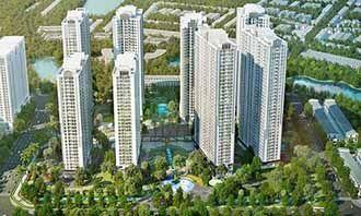 Sống xanh tại khu đô thị Vinhomes Smart City 235 Nguyễn Trãi