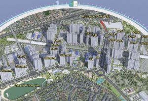 Thông tin chung về dự án Vinhomes Smart City Tây Mỗ Đại Mỗ